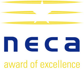 Neca award of excellence